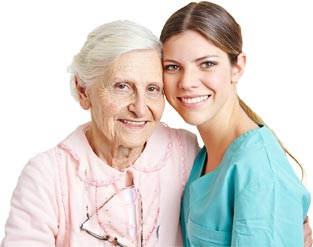 in-home caregivers.