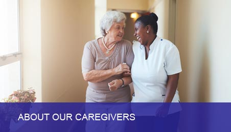 About our Caregivers