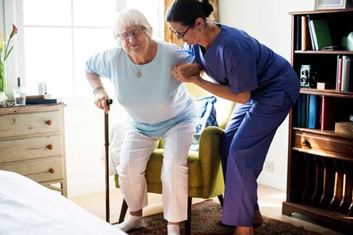 Healthcare Solutions home care private nurse
